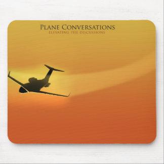 PlaneConversations Mousepad