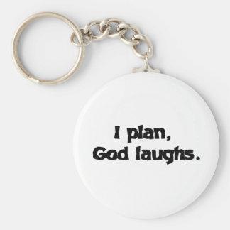Planeo risas de dios llaveros