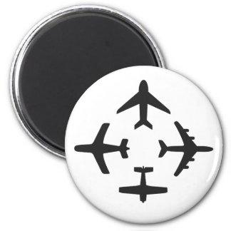 Planes 1 Magnet
