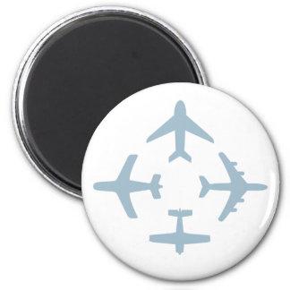 Planes 3 Magnet