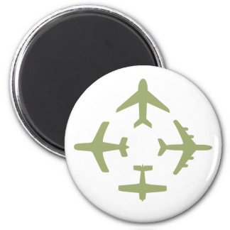 Planes 5 Magnet