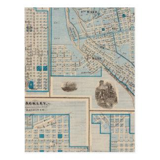 Planes del fuerte Dodge, Humboldt Tarjeta Postal