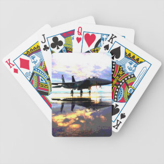 Planes Fighter Jet Playing Cards