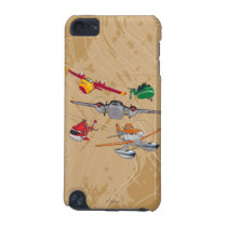 Planes Group iPod Touch (5th Generation) Cover