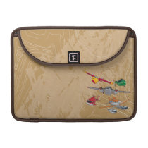 Planes Group MacBook Pro Sleeve