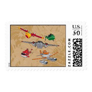 Planes Group Postage