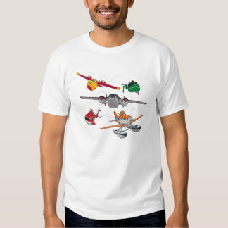 Planes Group Tee Shirt