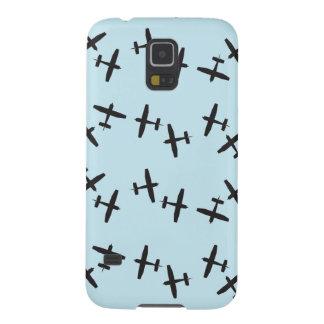 planes light blue galaxy s5 case