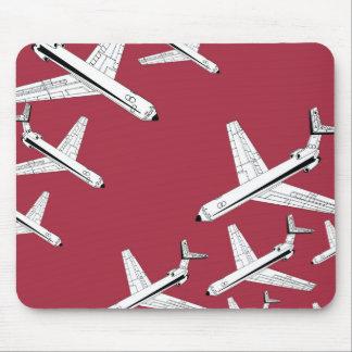 planes mousemat mouse pad