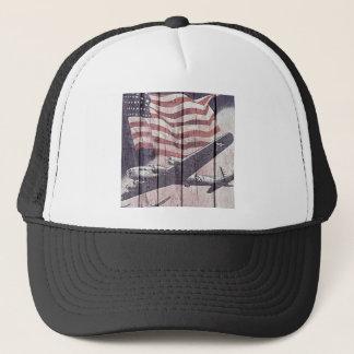 Planes of war trucker hat