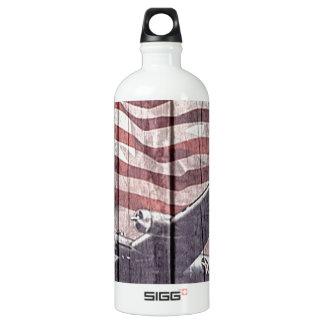 Planes of war water bottle
