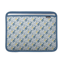 Planes Silhouettes Pattern Sleeve For MacBook Air