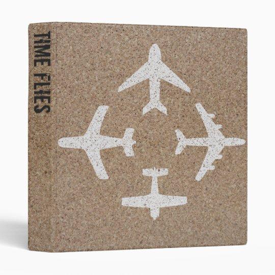 planes time flies avery binder template zazzle com