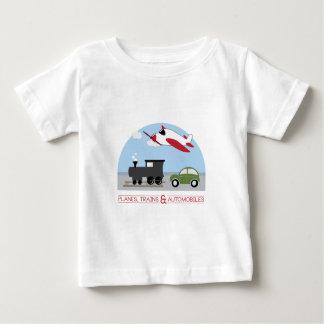 Planes,Trains&Automobiles Infant T-shirt