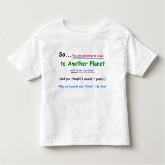 Planet 2 Kid's Shirt