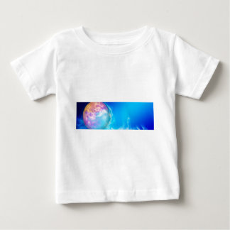 planet-9589354gh baby T-Shirt