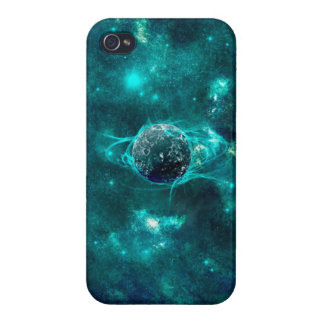 Planet and Stars iPhone 4/4S Covers