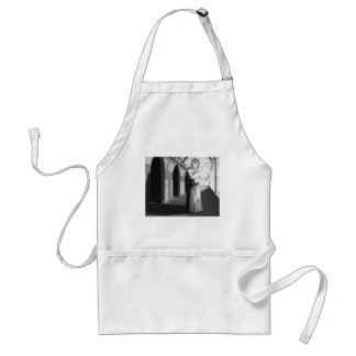 Planet Astra Adult Apron