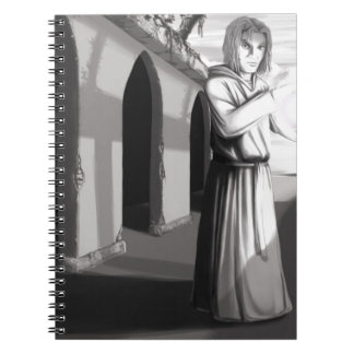 Planet Astra Spiral Notebook