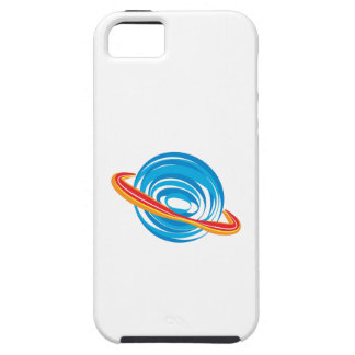 Planet iPhone 5 Case