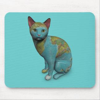 Planet Cat Mousepad
