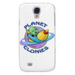 Planet Clonies Samsung Galaxy S4 Cover