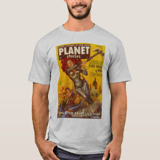 Planet Comic Cover T-Shirt