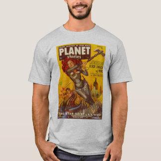 Planet Comic Cover T-Shirt