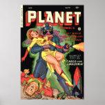 Planet Comics No 70 Poster