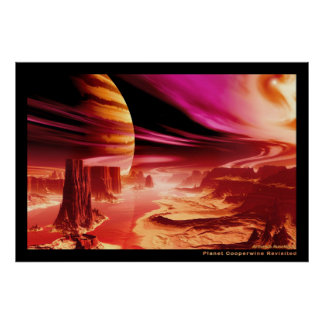 Planet Cooperwine Revisited Posters