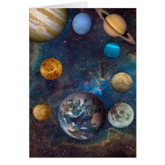 Planet Dreams of the Cosmos -1 Card