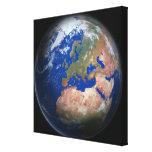 Planet Earth 2 Canvas Print
