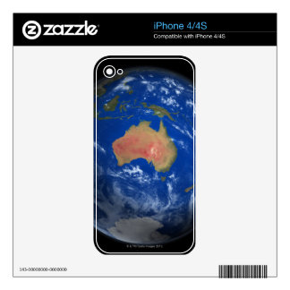 Planet Earth 2 iPhone 4S Decal