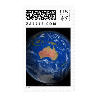 Planet Earth 2 Postage Stamp