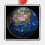 Planet Earth 4 Christmas Ornaments