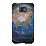Planet Earth 4 Galaxy S2 Cover