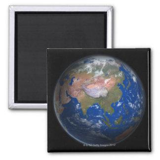 Planet Earth 4 Fridge Magnet