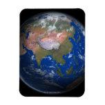 Planet Earth 4 Vinyl Magnets