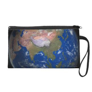 Planet Earth 4 Wristlet