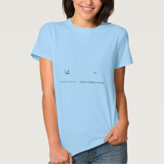 Planet Earth - All Lands Unite in Peace - Arabic a Shirt