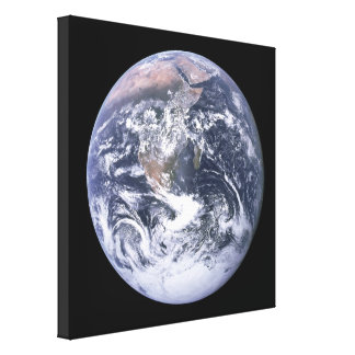 Planet Earth As Seen From Apollo 17 Canvas Print