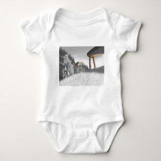 Planet Earth Baby Bodysuit