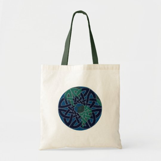 Planet Earth bag
