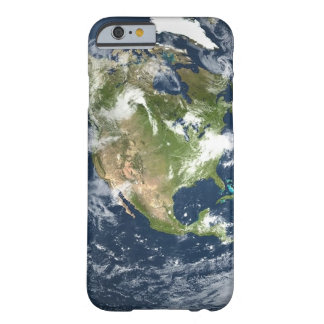 Planet Earth Barely There iPhone 6 Case