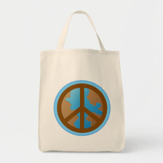 Planet Earth Day Grocery Tote Gift
