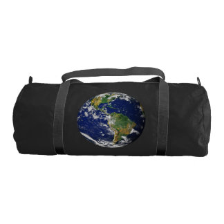 Planet Earth Duffle Bag