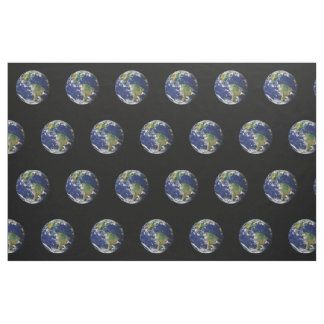 Solar system fabric zazzle for Fabric planet