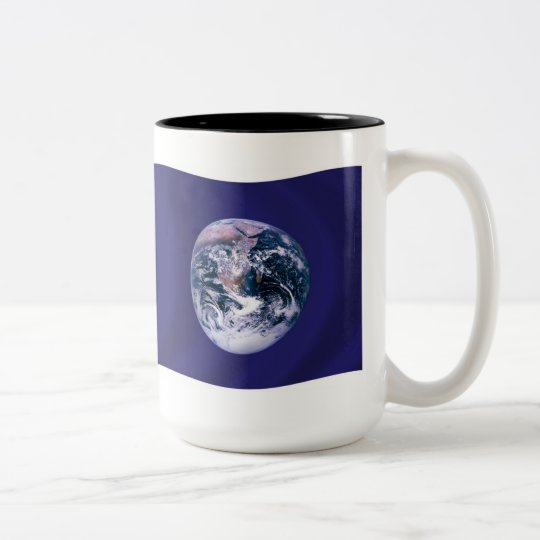 Planet Earth Flag Mug