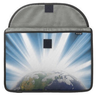 Planet Earth from Space MacBook Pro Sleeve