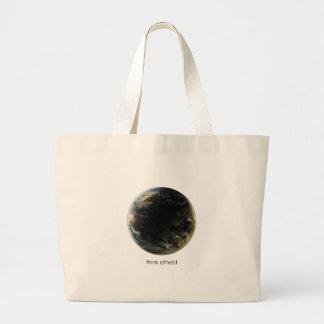 Planet Earth Gear Jumbo Tote Bag